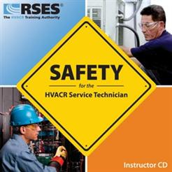 Safety For The HVACR Service Technician Instructor CD