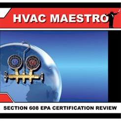 HVAC Maestro Section 608 EPA Certification Review 2