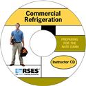 NATE Commercial Refrigeration Powerpoint Instructor CD