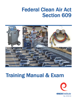 epa section 609 certification rses org
